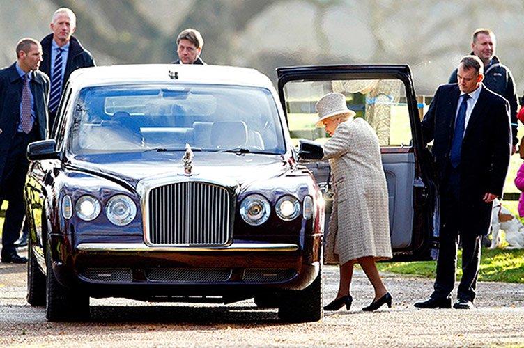 На британських монархів дія законів не поширюється