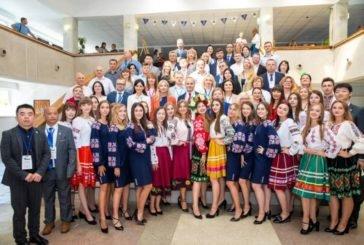 До ТНЕУ, на Перший міжнародний тиждень, завітали багато гостей з університетів-партнерів України (ФОТО)