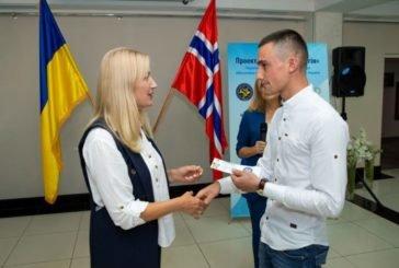 «Україна-Норвегія»: у ТНЕУ розпочалось навчання для військовослужбовців (ФОТО)