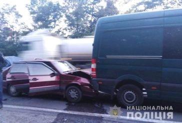 У ДТП на Тернопільщині травмувалася дванадцятирічна жителька Львівщини (ФОТО)