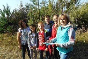 На Тернопільщині для школярів провели квест «Перлини Медобірських товтр» (ФОТО)