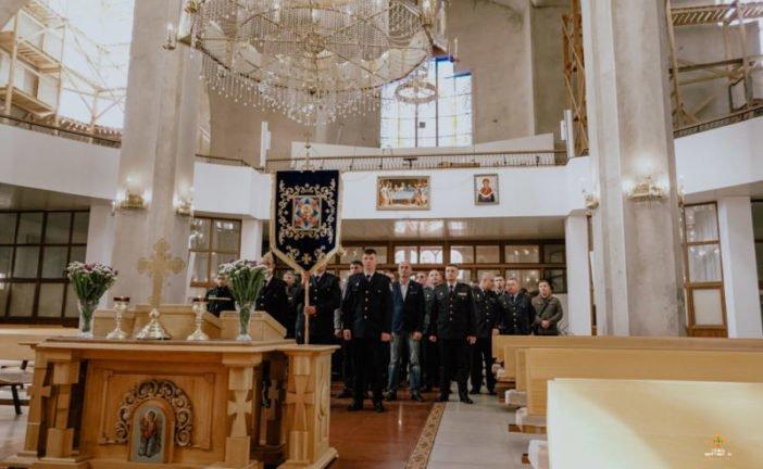 Чортківські рятувальники відзначили 120-річчя пожежно-рятувального підрозділу (ФОТО)