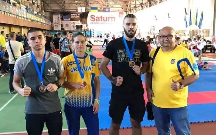 Тернополяни стали призерами Кубка України з кікбоксингу і готуються до Міжнародних стартів