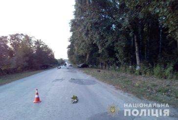 У черговому п'яному ДТП на Тернопільщині загинув пасажир іномарки (ФОТО)