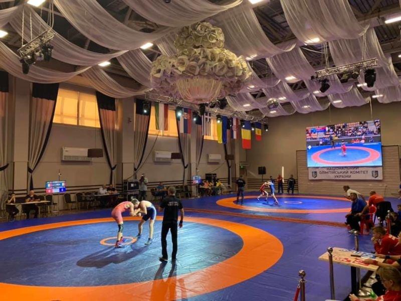 11 тернопільських спортсменів стали переможцями та призерами міжнародного турніру з греко-римської боротьби (ФОТО)
