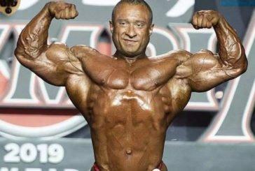 """Тернополянин виступив на найпрестижніших змаганнях з бодібілдингу """"Містер Олімпія"""""""