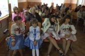 Маленькі кременчани отримали подарунки: шкільні ранці та канцтовари (ФОТО)