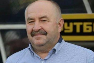 """Тернопільський футбольний тренер отримав орден """"За заслуги"""" від Президента"""