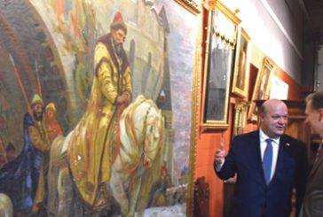 США повертає Україні картину, яку викрали нацисти у часи Другої світової війни