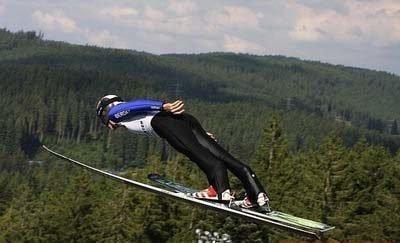 В Кременці стартує відкритий чемпіонат Тернопільщини зі стрибків на лижах з трампліну