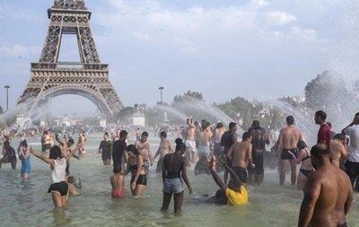 У Франції спека вбила півтори тисячі людей