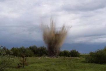 На Кременеччині знайшли 48 «раритетних» гранат