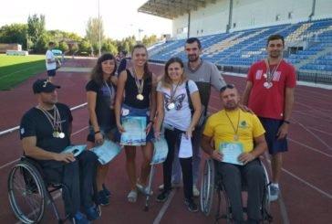 Легкоатлети Тернопільського «Інваспорту» привезли з Бахмуту 18 медалей
