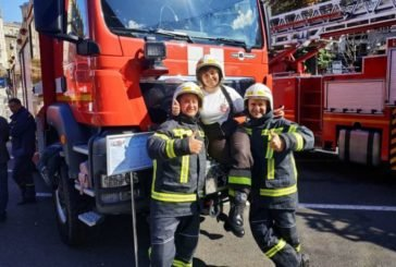 «Найсильніший пожежний-рятувальник»: тернопільські спортсмени взяли участь у міжнародних змаганнях (ФОТО)