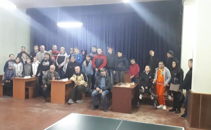 Представники Тернопільського «Інваспорту» визначили переможців у шаховому турнірі