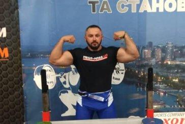 Спортсмен з Лановеччини – переможець Відкритого кубку України