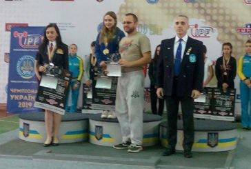 Представниця Тернопілля Марія Полянська знову стала чемпіонкою України з пауерліфтингу та встановила два всеукраїнських рекорди