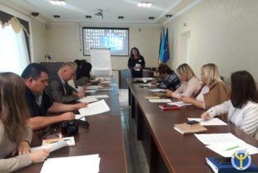 Жителів Великогаївської ОТГ на Тернопільщині навчали будувати власний бізнес у рідній громаді (ФОТО)