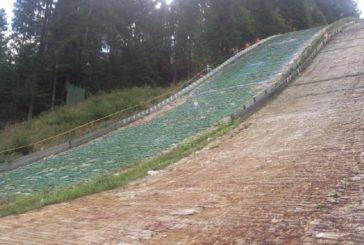 Представники Кременця вдало виступили на літньому чемпіонаті України зі стрибків на лижах з трампліна та лижного двоборства