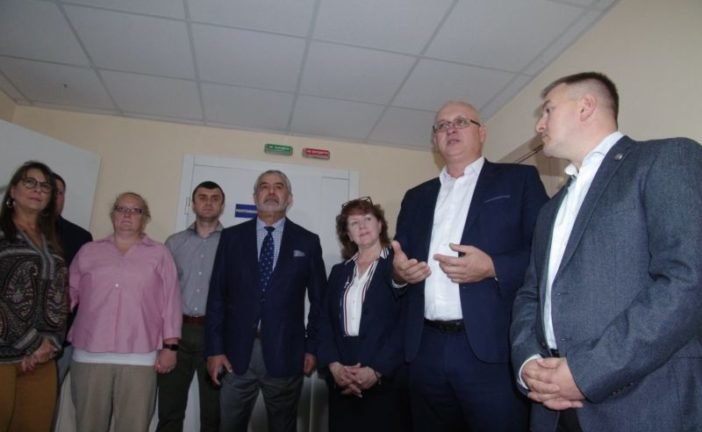 У Тернопільському онкодиспансері запрацював унікальний мамологічний кабінет (ФОТО)