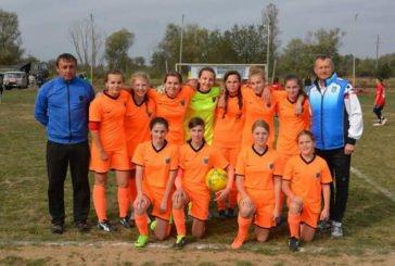 Тернопільські дівчата – восьмі на чемпіонаті України з футболу