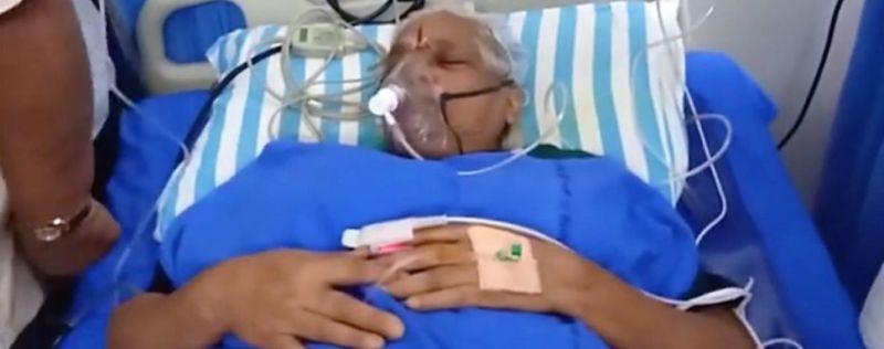 В Індії 74-річна жінка народила двійню