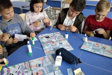 У ТНЕУ розпочався Місяць настільних фінансових ігор для дітей (ФОТО)