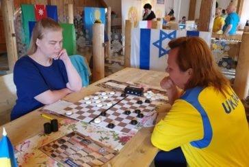 Представниці Тернопільського «Інваспорту» вдало виступили на чемпіонаті світу з шашок-100