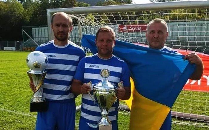 Тернопільські ветерани футболу вирушають на змагання у Німеччину