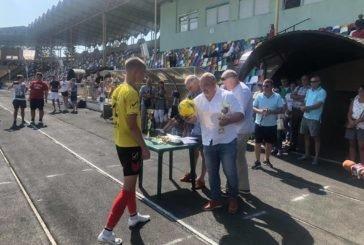 У Тернополі відбувся міжнародний юнацький турнір з футболу