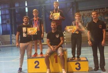 Тернопільські борці привезли з Ужгорода одну золоту, три срібних і три бронзових медалі