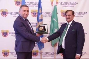 На Тернопільщину завітав Надзвичайний та Повноважний Посол Ісламської Республіки Пакистан (ФОТО)