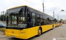 Цього тижня до Тернополя прибуде ще два низькопідлогових автобуси