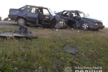 Автотроща на Бучаччині: двоє людей загинуло, четверо в лікарні (ФОТО)