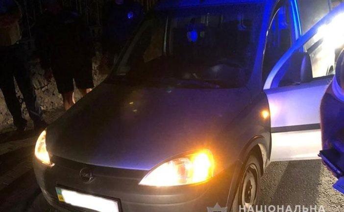 Аби дістатися до Тернополя, п'яний житель Підволочиського району викрав чужий автомобіль