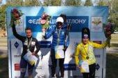 Анастасія Меркушина – друга в гонці переслідування на Чемпіонаті України