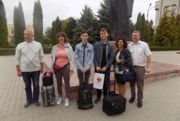Шумські школярі – учасники міжнародного медіафестивалю «Дитятко» (ФОТО)