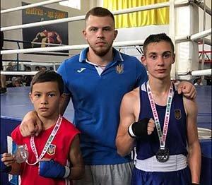 Тернопільські боксери привезли з Мукачево «золото», «срібло» і «бронзу»