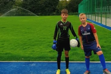 У тернопільському парку «Топільче» завершилася реконструкція футбольного поля (ФОТО)