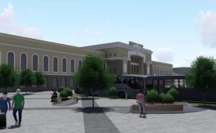 У Тернополі розпочали реконструкцію Привокзальної площі (ФОТО)