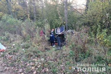 У ДТП на Тернопільщині загинули двадцятирічні дівчата
