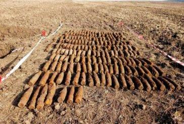 На Тернопільщині знайшли 229 артилерійських снаряди