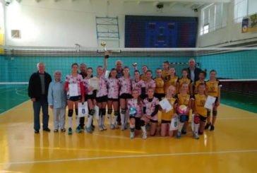 У Тернополі відбувся турнір з волейболу серед дівчат