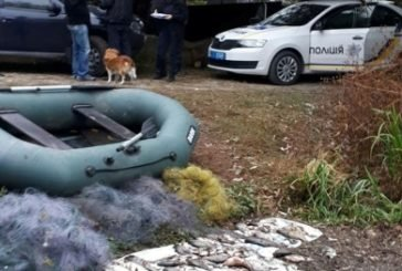 Жителі Хмельниччини браконьєрили на Тернопільщині (ФОТО)