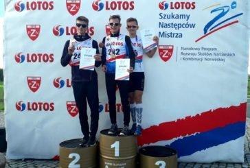 Кременчани відзначились на змаганнях з лижного двоборства у Польщі