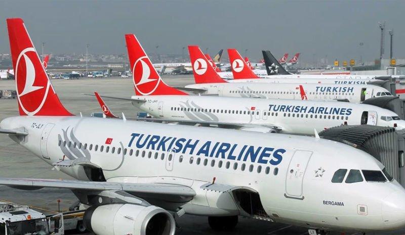 «Turkish Airlines» знизила ціни на рейси з України в Стамбул