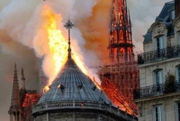 Про пожежу в соборі Паризької Богоматері знімуть серіал
