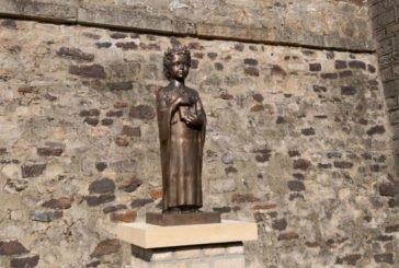 У Бельгії відкрили пам'ятник Анні Київській