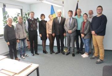 Кременецька мерія підписала угоду про партнерство з німецьким містом Ільзенбург (ФОТО)