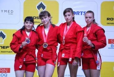 Спортсмени-самбісти ТНЕУ вибороли чотири «бронзи» на молодіжному Чемпіонаті світу (ФОТО)